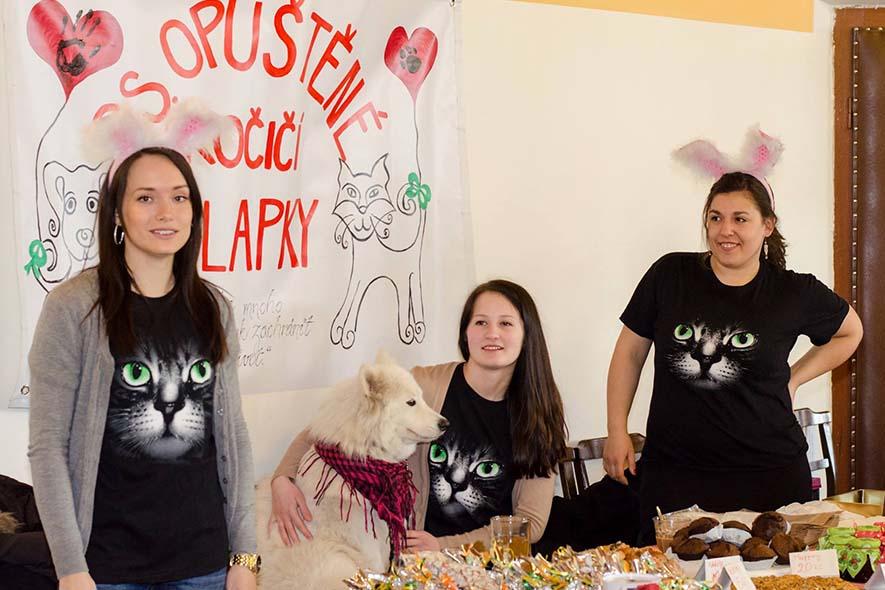 Opuštěné kočičí tlapky - Náš příběh