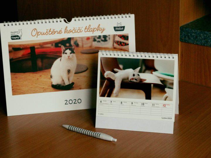 Charitativní kalendář pro rok 2020